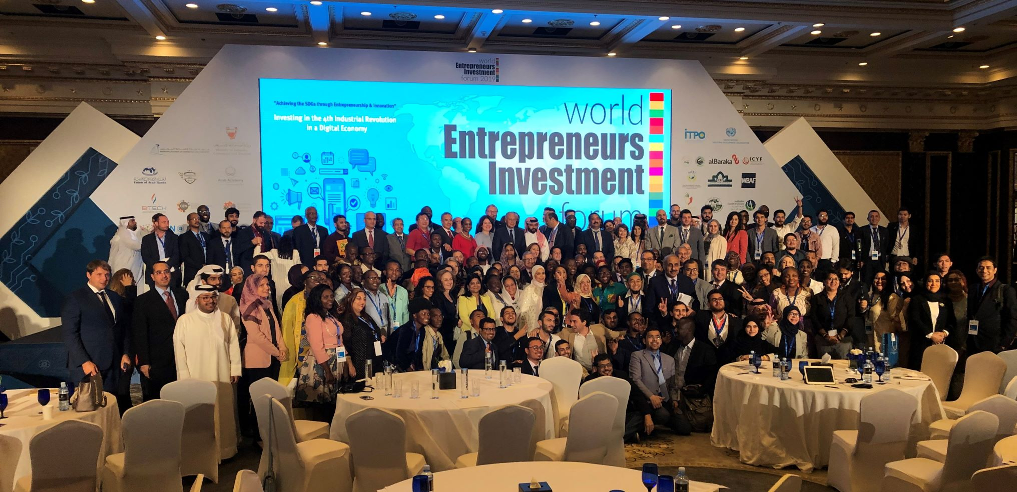 3rd edition of The World Entrepreneurs Investment Forum (WEIF 2019)